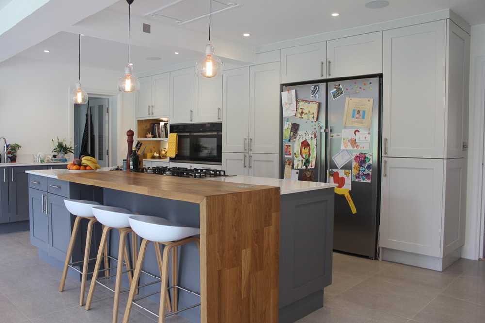 1920s Property Refurbishment Hertfordshire By Studio 3 Kitchens Breakfast
