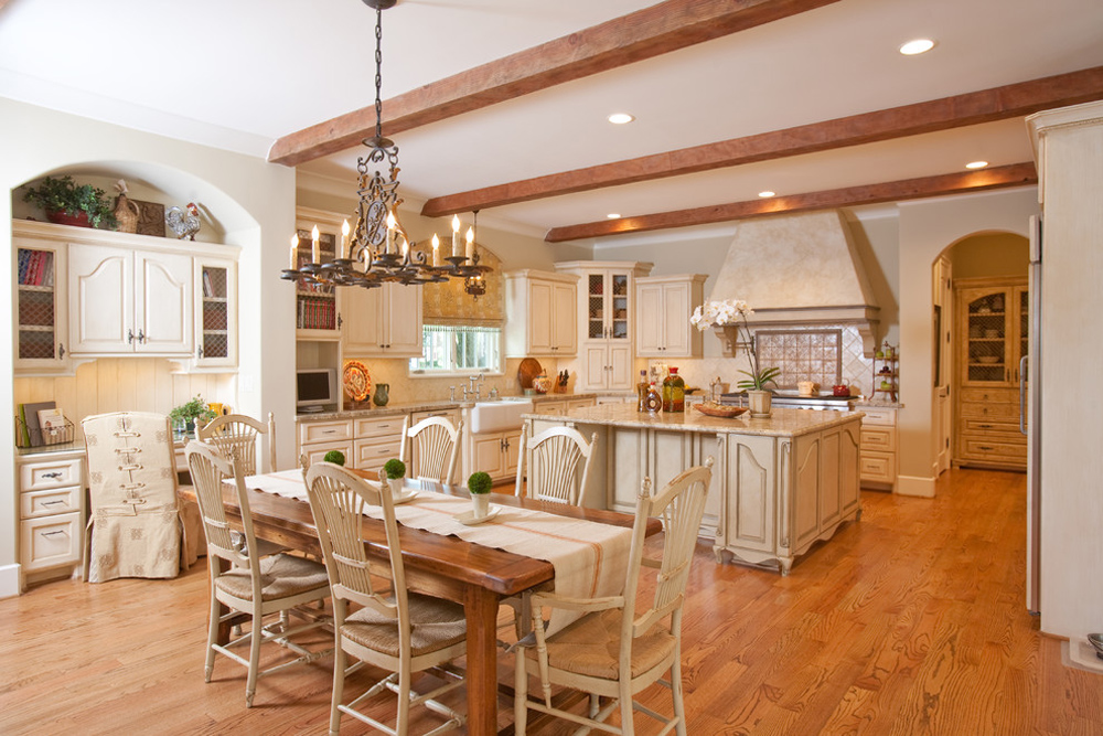 french a interior create to colors ways kitchen for country pale interiors soft