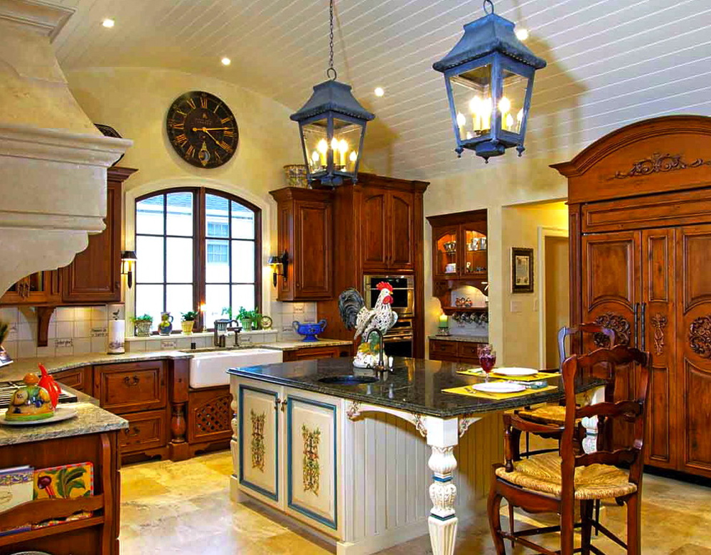 My Favorite French Country Kitchen By Mike Smith
