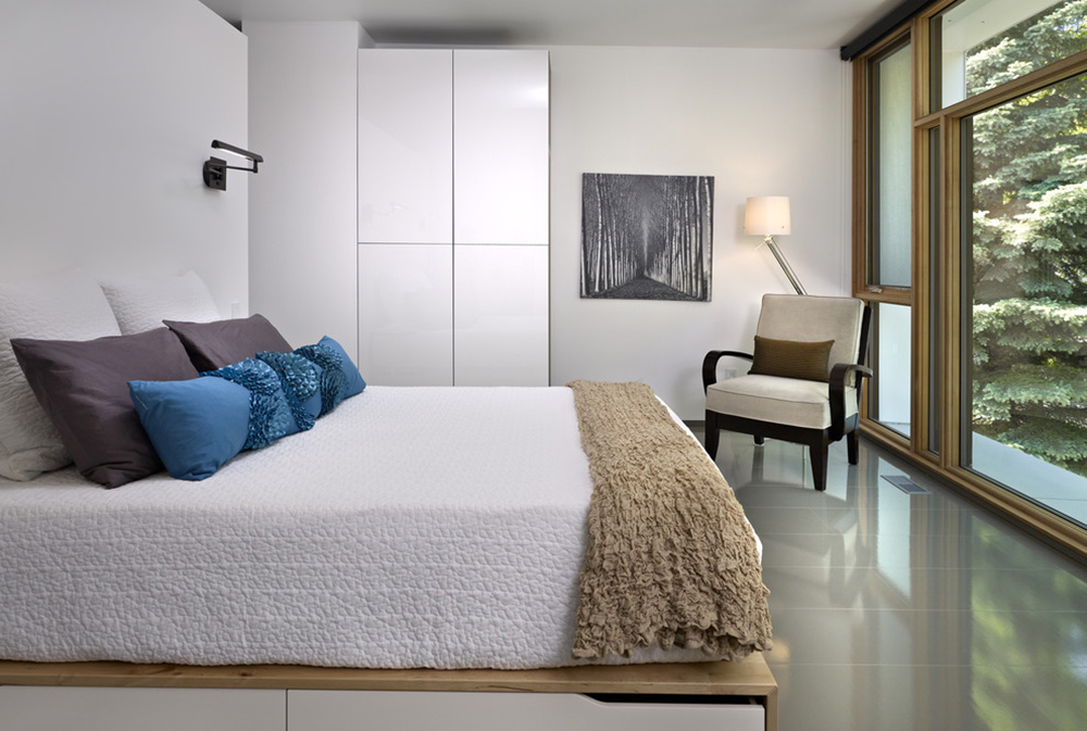 Modern Minimalist Interior Design Bedroom Ideas