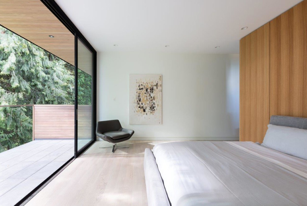 Modern On Mathers By Blackfish Homes Ltd Minimalist Bedroom Ideas