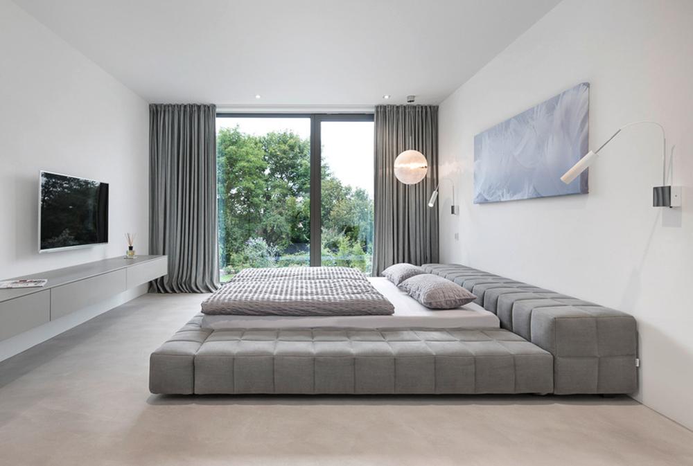 Superb Reim Wohndesign By Bsk Bc3bcro Designhaus Minimalist Bedroom Ideas: Decor