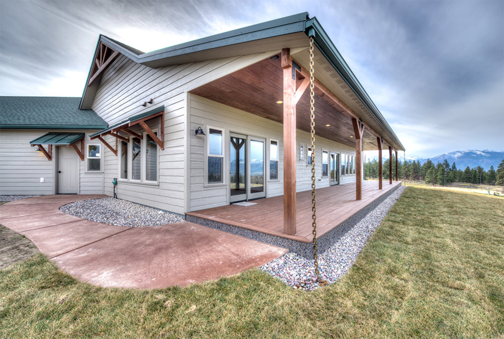 Custom Ranch House Craftsman By Beck Builders Inc