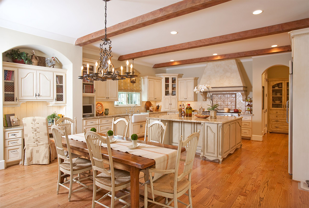 French Country By Creative Touch Interiors Country Kitchen: Designs,