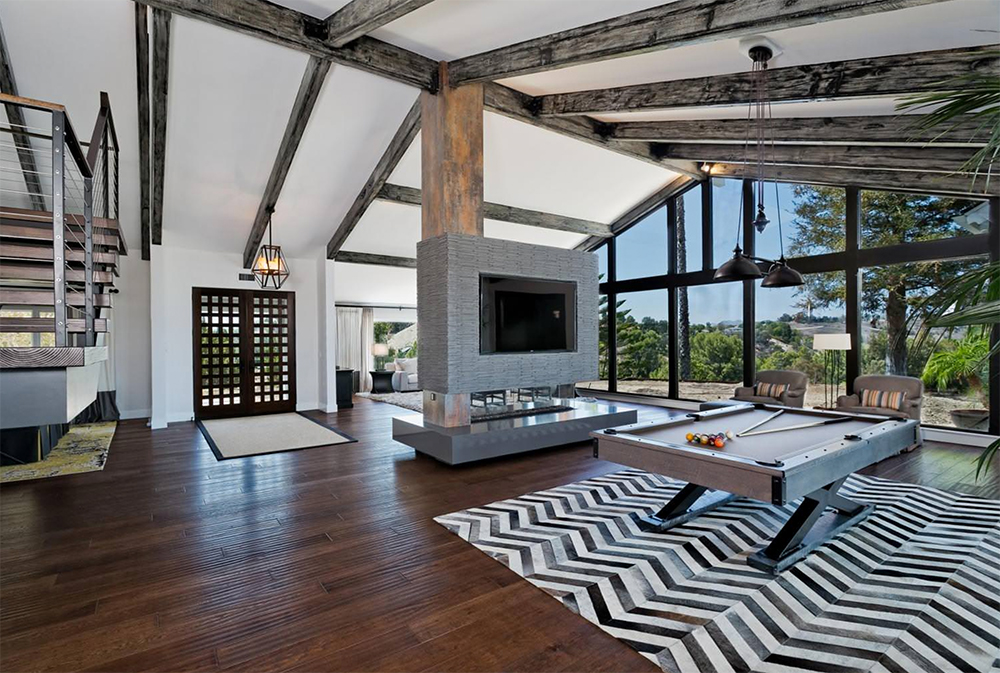 Hidden Hills Ranch Interior Design By Chad Jones