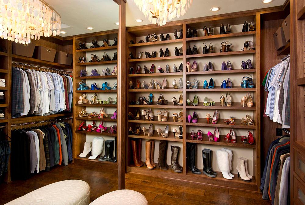 Shoe Rack Ideas Wall Mounted Closet Cabinets Homemade