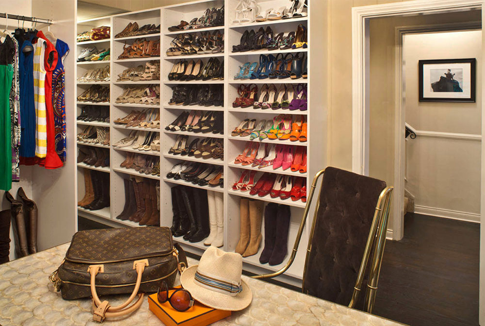 Shoe Rack Ideas: Wall Mounted, Closet, Cabinets, & Homemade