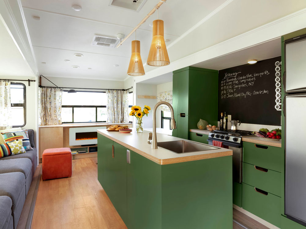 Green Kitchen Ideas Décor Curtains And Accessories Delectable Interior Design Curtains Remodelling