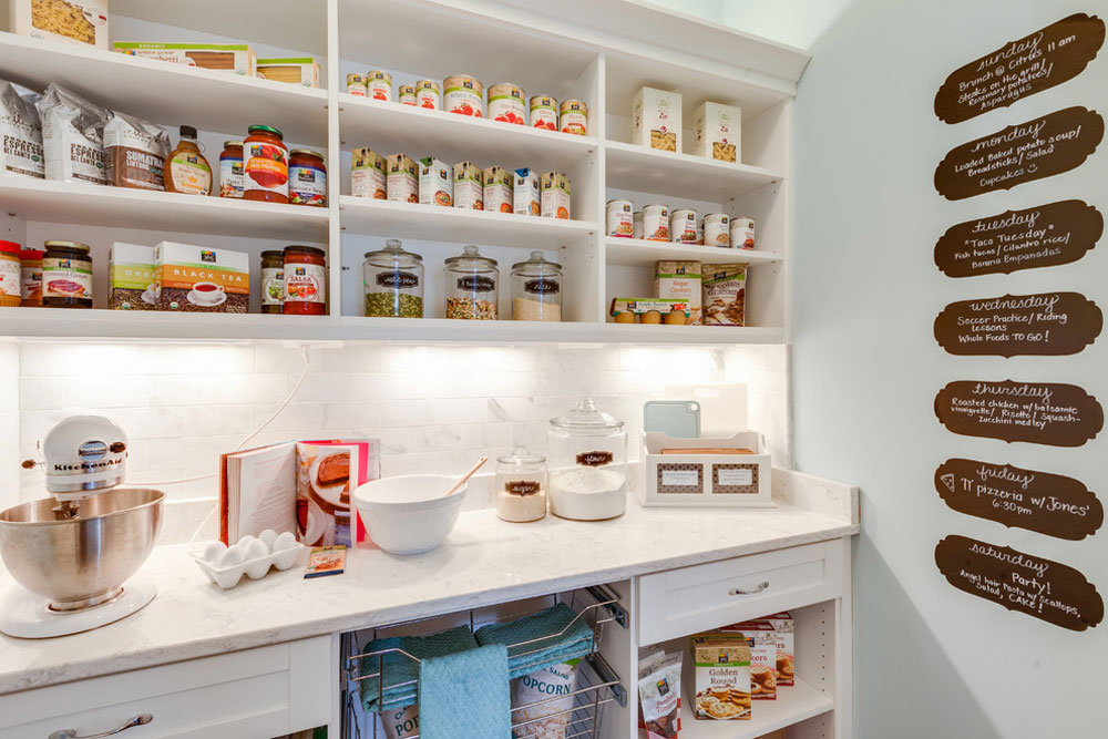 Pantry Cabinet Ideas Shelving And Storage Ideas For Your Kitchen