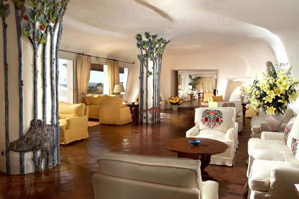 Italian Hotel Lobby By Melissa Garsva Design Ideas Modern