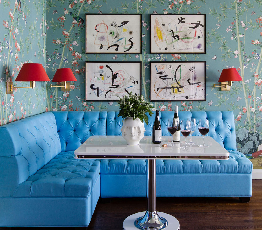 Teal Color Colors That Go Well With In Interior Design