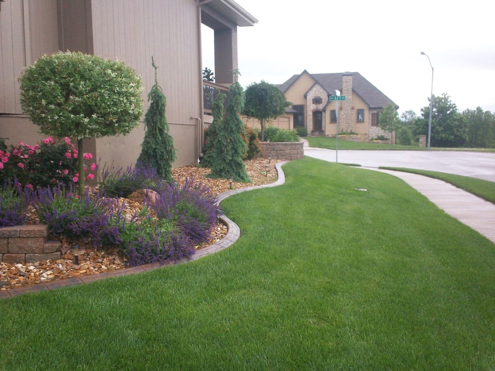 Landscaping Edging By Olympic Lawn And Landscape Inc