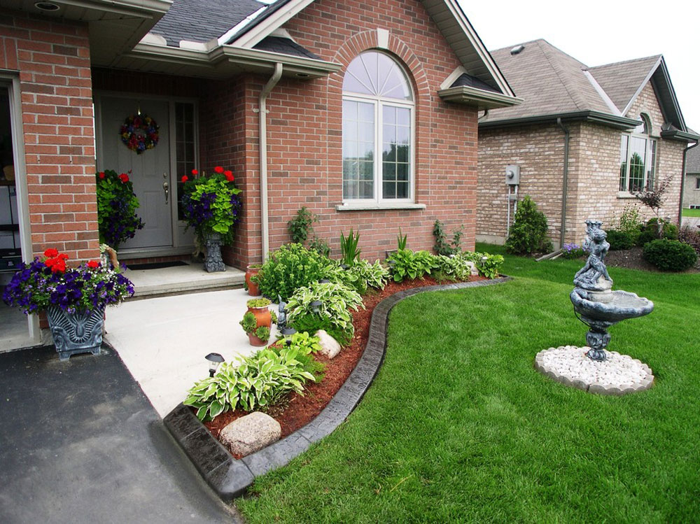 landscape edging ideas and its various options that you could use