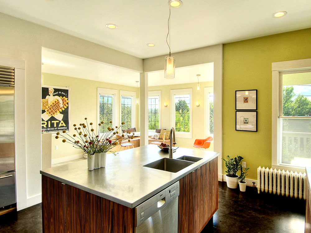 Green Kitchen Ideas Décor Curtains And Accessories