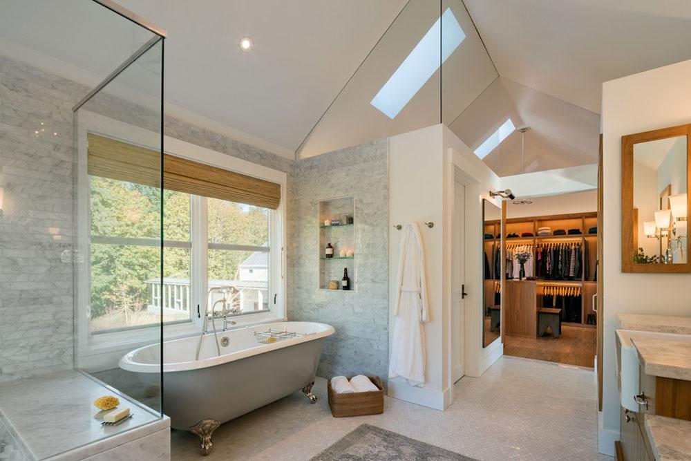 Master Bathroom By Rockefeller Partners Architects Farmhouse Bathroom: Décor ,