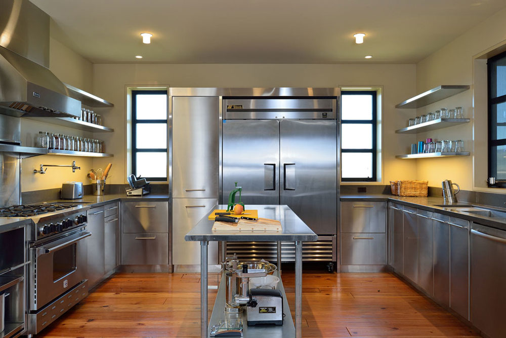 Metal Kitchen Cabinets Stainless Cabinetry For Your Kitchen