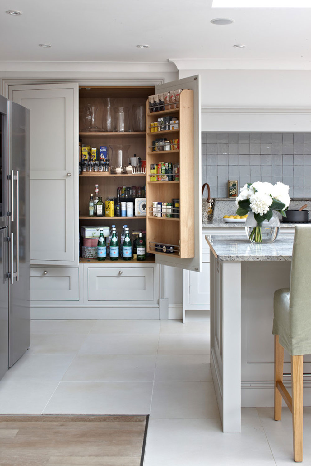 Pantry Cabinet Ideas Shelving And Storage Ideas For Your