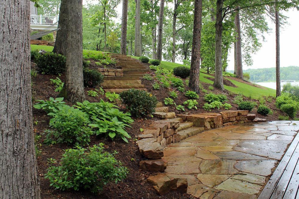 Waters Edge By West Winds Nursery LLC Landscape Edging Ideas