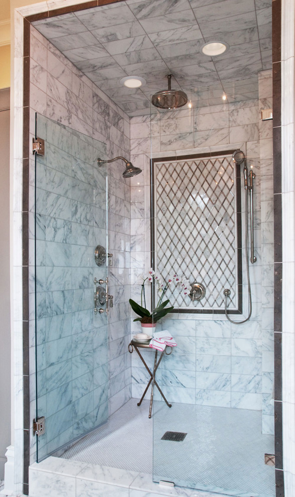 Shower niche ideas and best practices for your bathroom