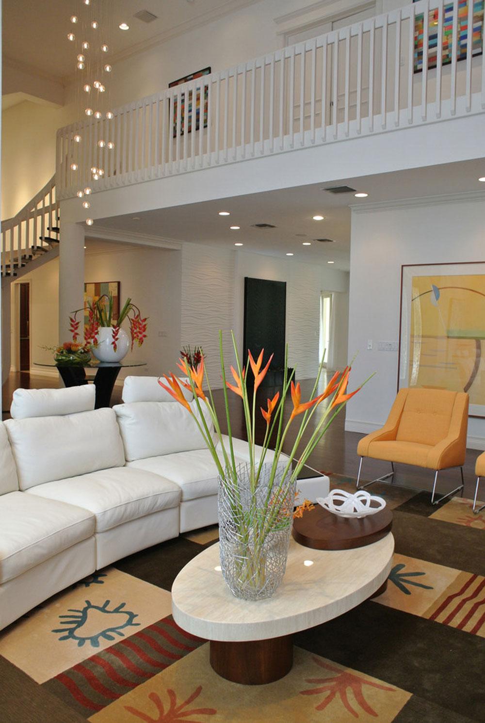 By J Design Group Living Room