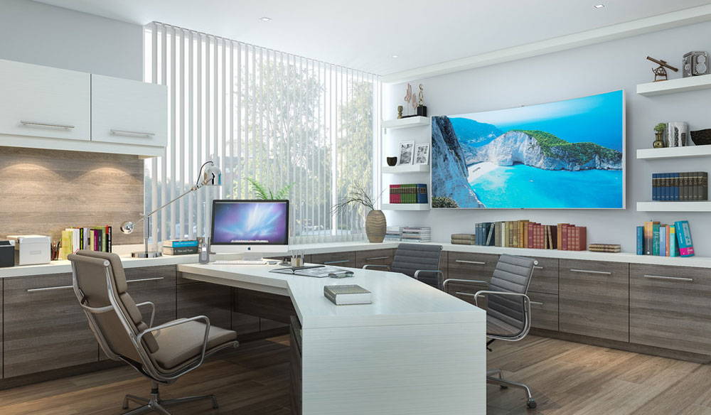 Cool And Modern Office Decor To Inspire You For Your Workplace