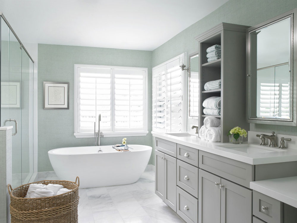 Popular Bathroom Colors And Ideas How To Use Them For Decorating