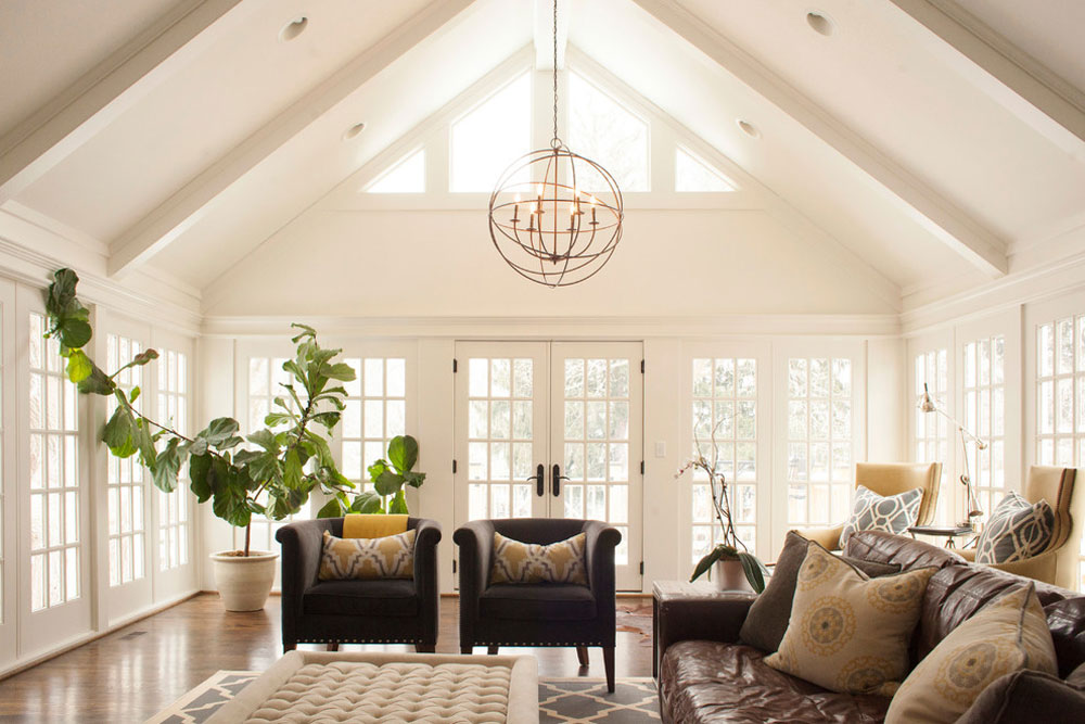 Cathedral ceiling ideas: Lighting, insulation, and tips for ...