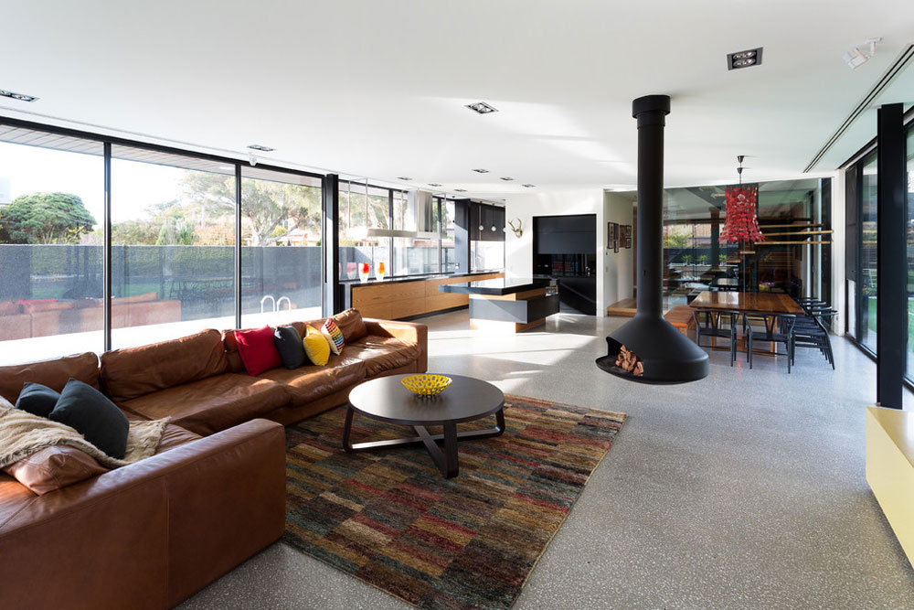 Mentone House By Jasmine Mcclelland Design 2 Polished Concrete Floor