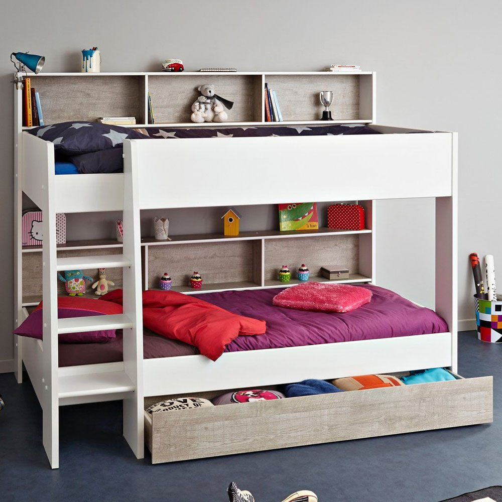 Low Bunk Bed With Trundle 20 Beds Ideas For