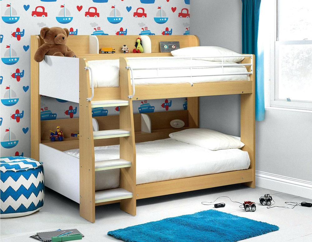 Bunk Beds Ideas For Low Ceiling Rooms
