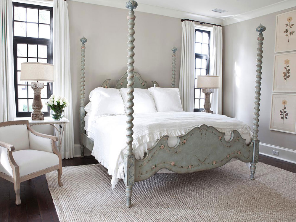 Creating a Joli Country French Bedroom