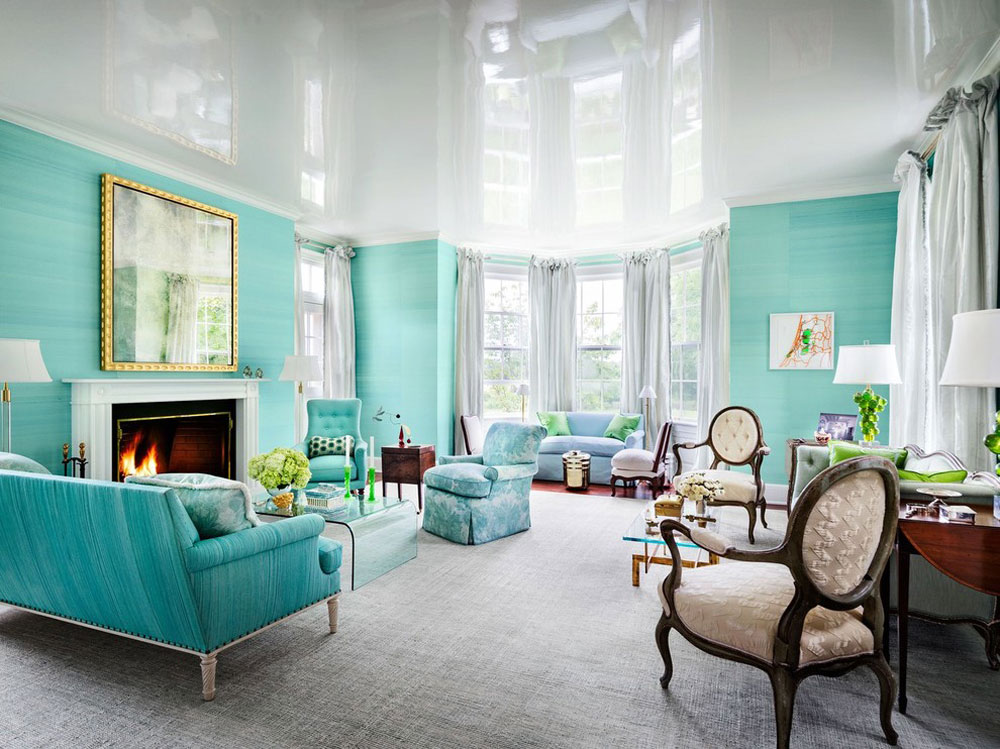 Chesney Favorite Es By Chesneys The Aqua Color How To Decorate