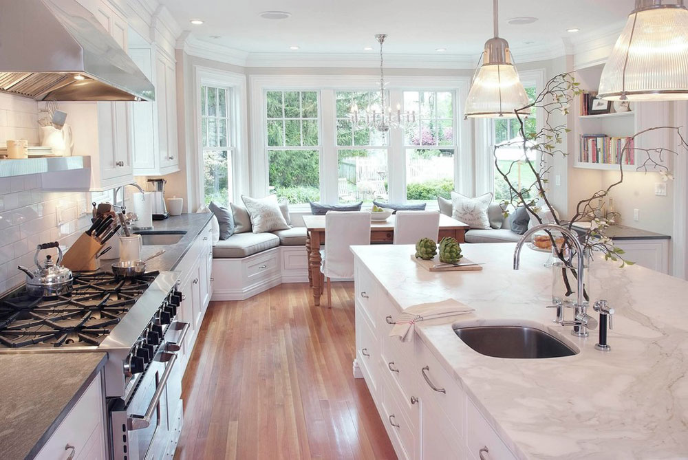 Classical-Kitchen-by-Pickell-Architecture Kitchen remodeling: What you need to know before a kitchen makeover