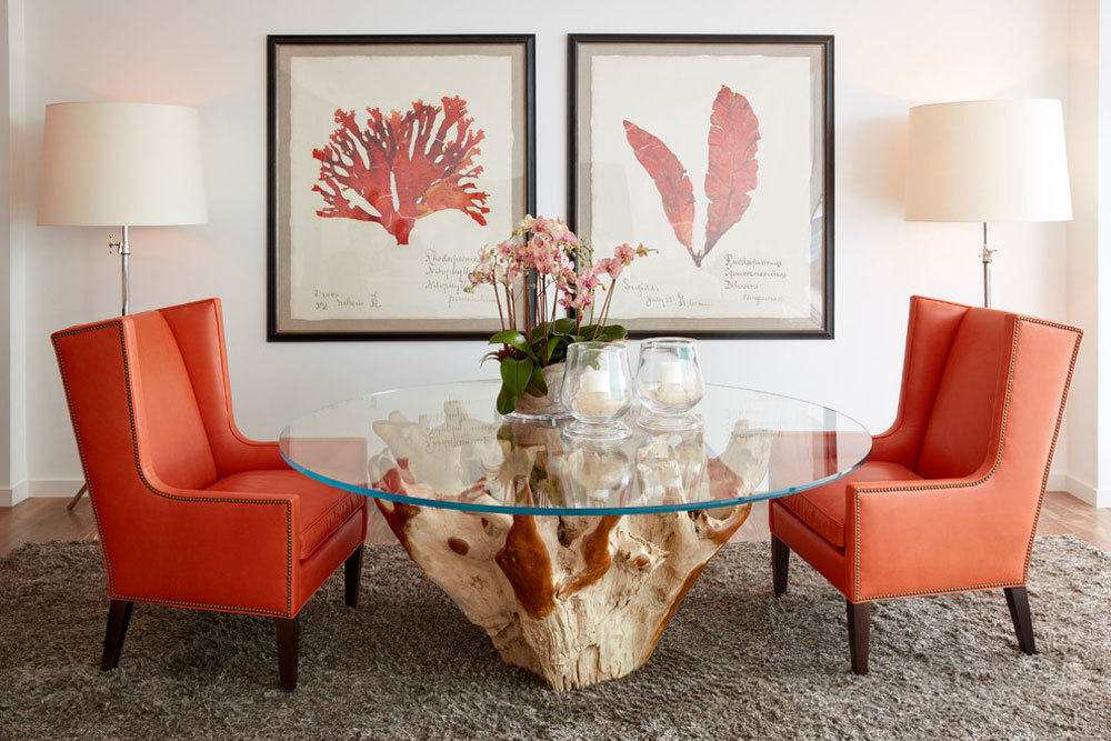 The Coral Color How To Decorate Beautiful Interiors With It