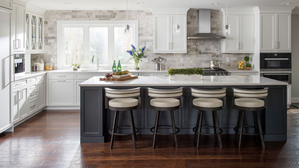 Transitional-Elegance-by-Kitchens-by-Eileen Kitchen remodeling: What you need to know before a kitchen makeover