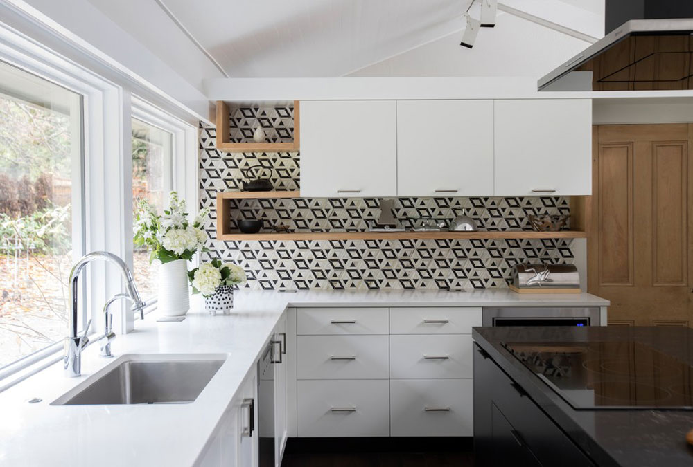 West-Vancouver-Mid-Century-Kitchen-by-Kendall-Ansell-Interiors Kitchen remodeling: What you need to know before a kitchen makeover