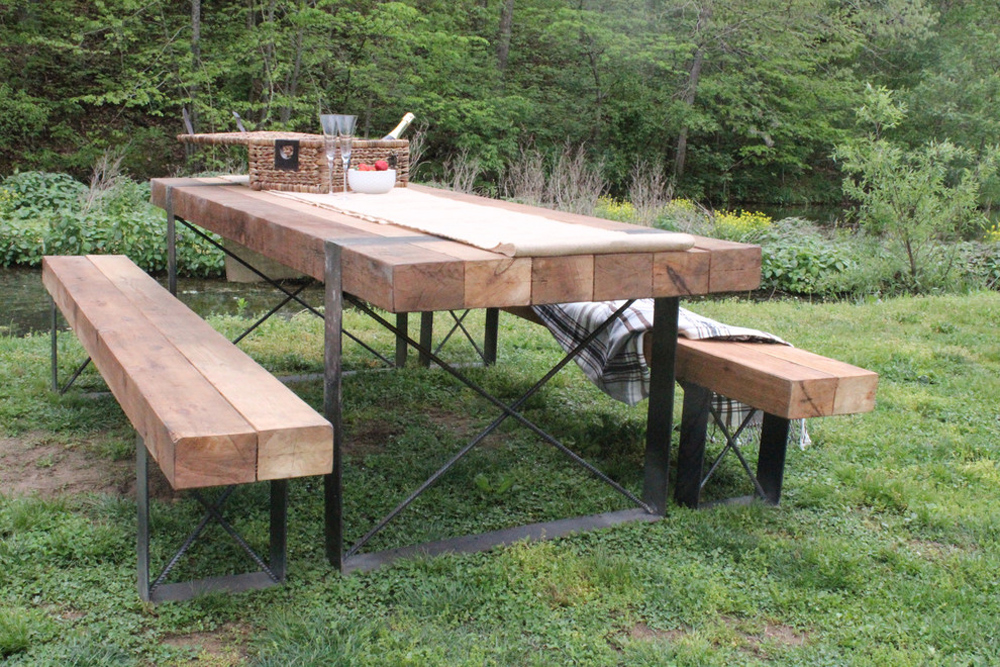 picnic table ideas and plans that you should check out