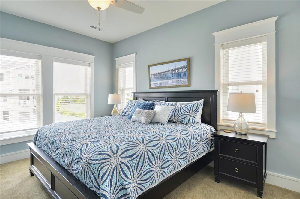 Beach bedroom ideas that look good on a seaside home