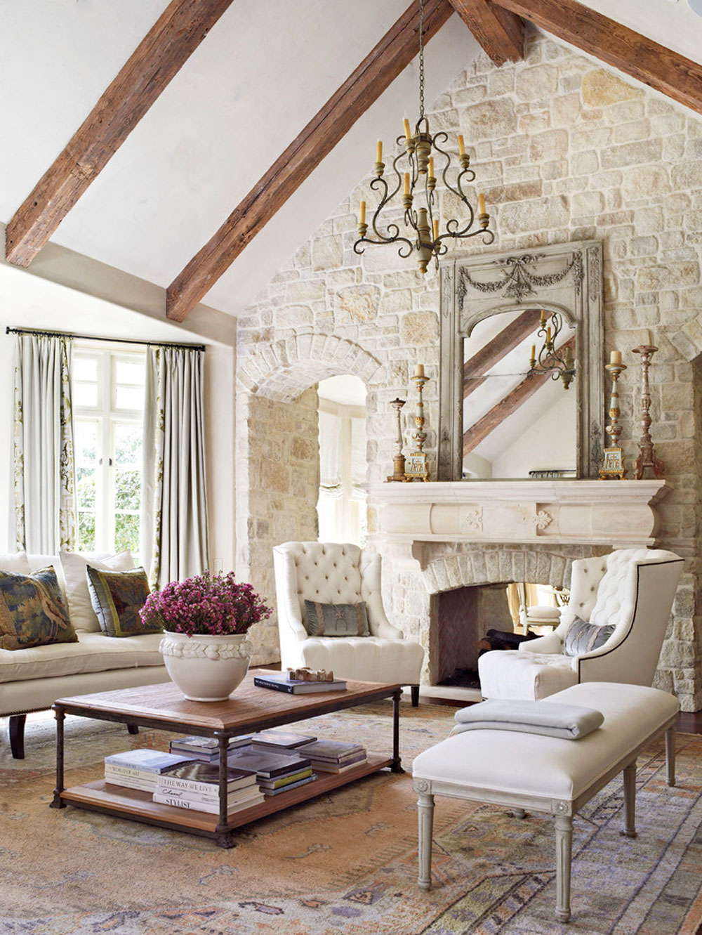 French Country Living Room Ideas To Try In Your Lovely Home