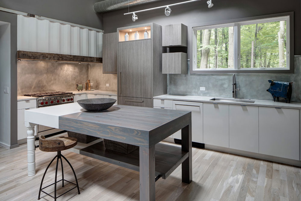 Grey Kitchen Cabinets And How To Decorate Your Kitchen With Them