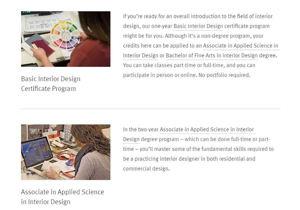 Interior Design Courses You Could Take To Improve Your Knowledge