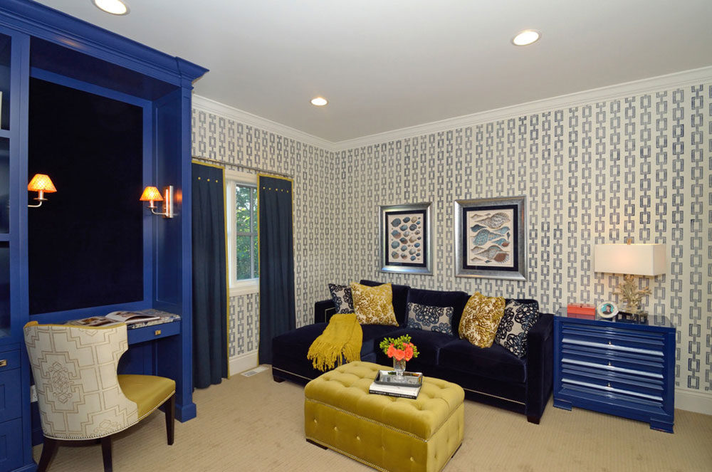 What Colors Go With Blue Blue Paint Ideas For Your Interiors