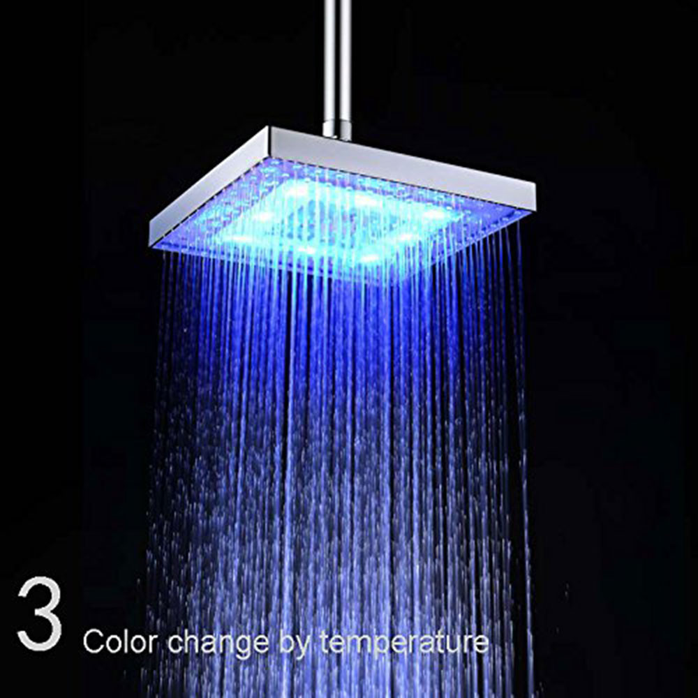 the best led shower head options that you can find online