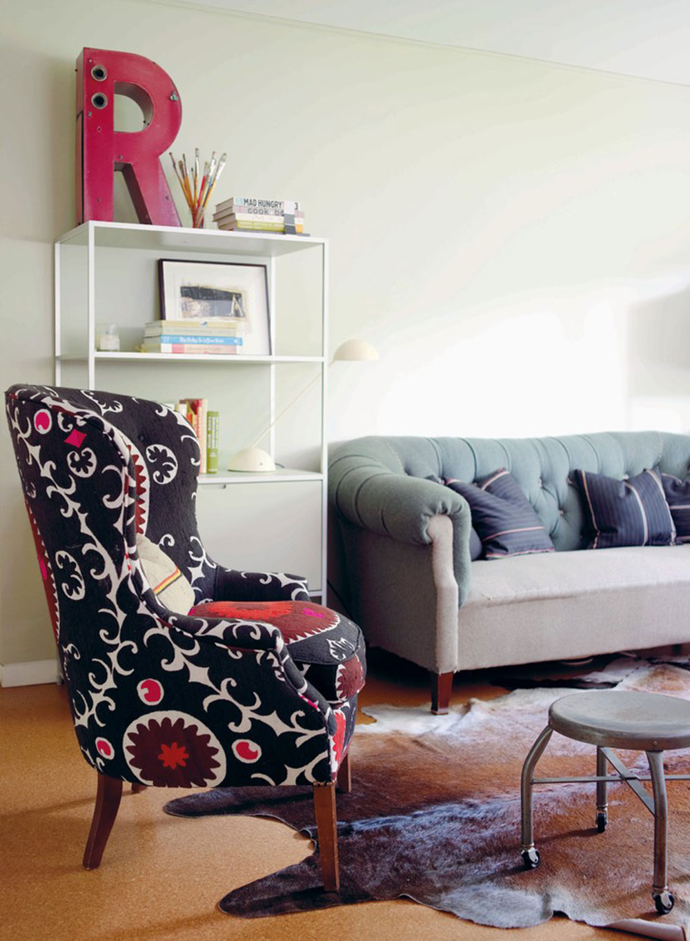 Tips For Adding A Wingback Chair In Your Room Impressive