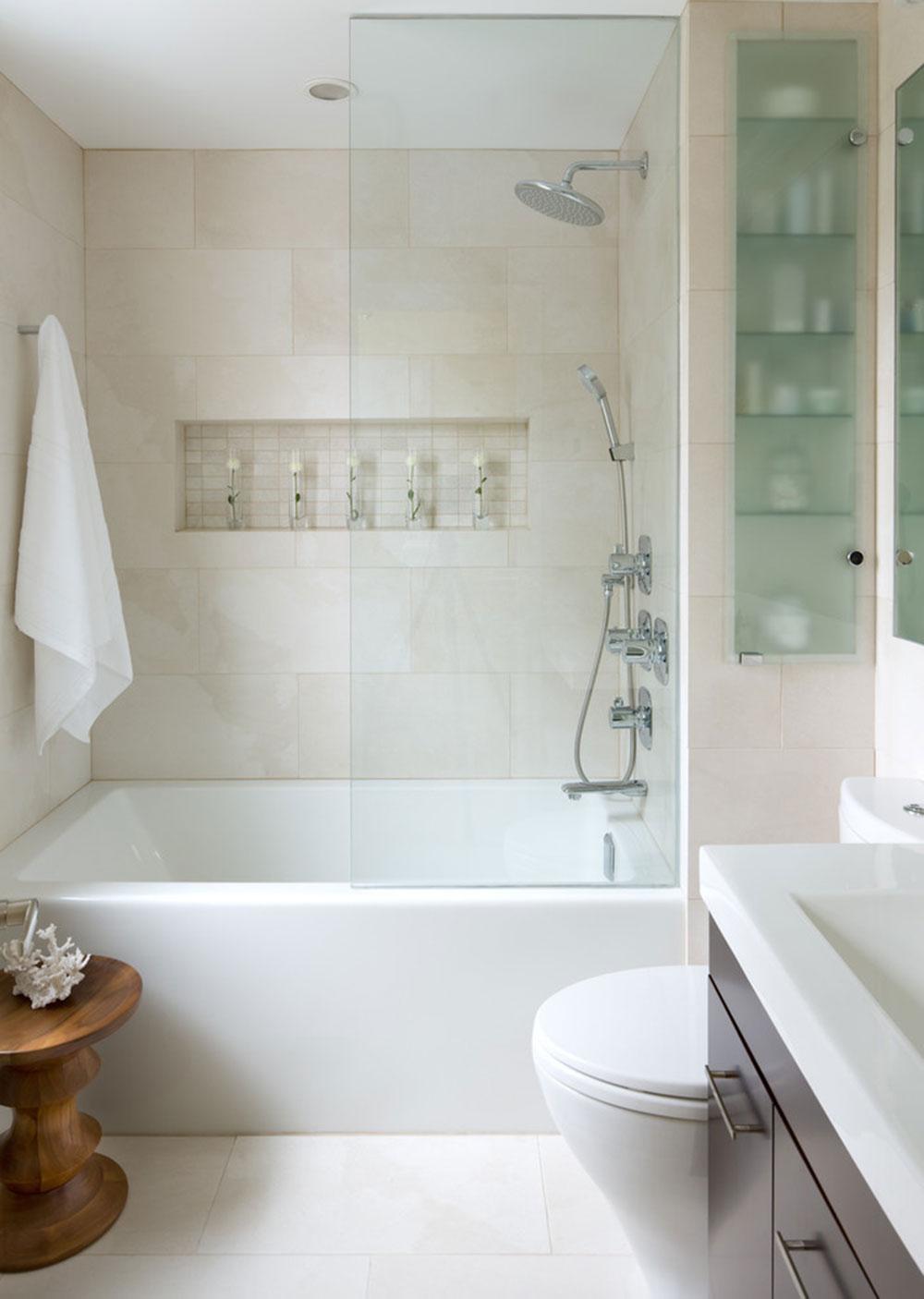 Small Bathroom Remodel Tips To Do It Properly Impressive Interior Design