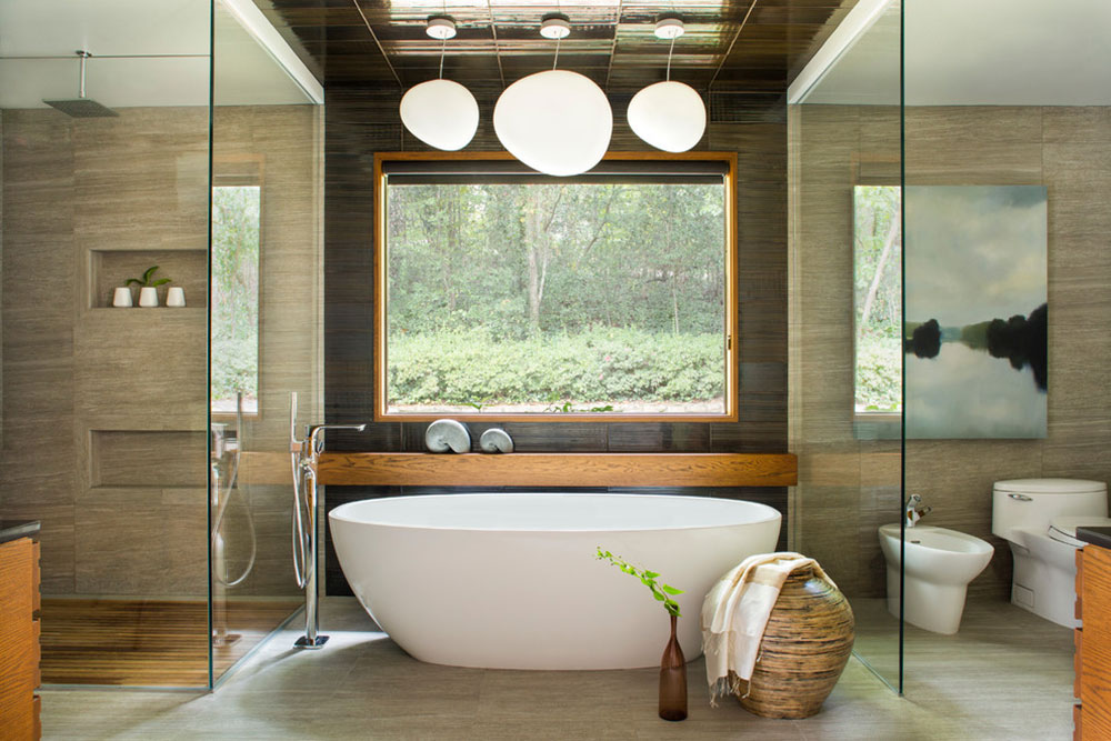 Japanese bathroom design: beautiful ideas to try