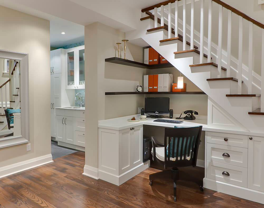 Under Stairs Storage To Maximize The Space From Your House