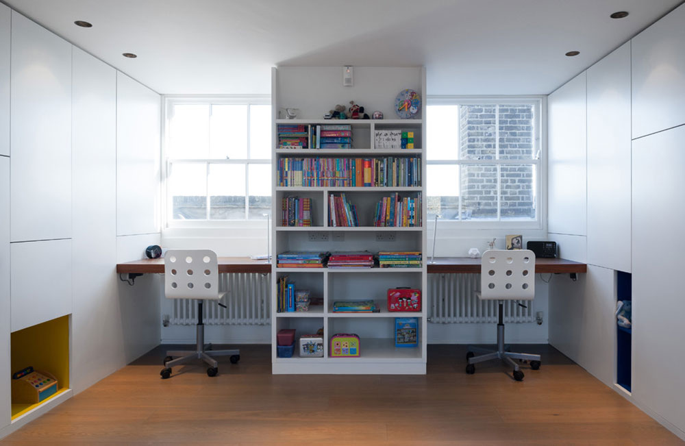 Highbury-Loft-by-Azman-Architects Bonus room ideas and what you can do with extra room in your house