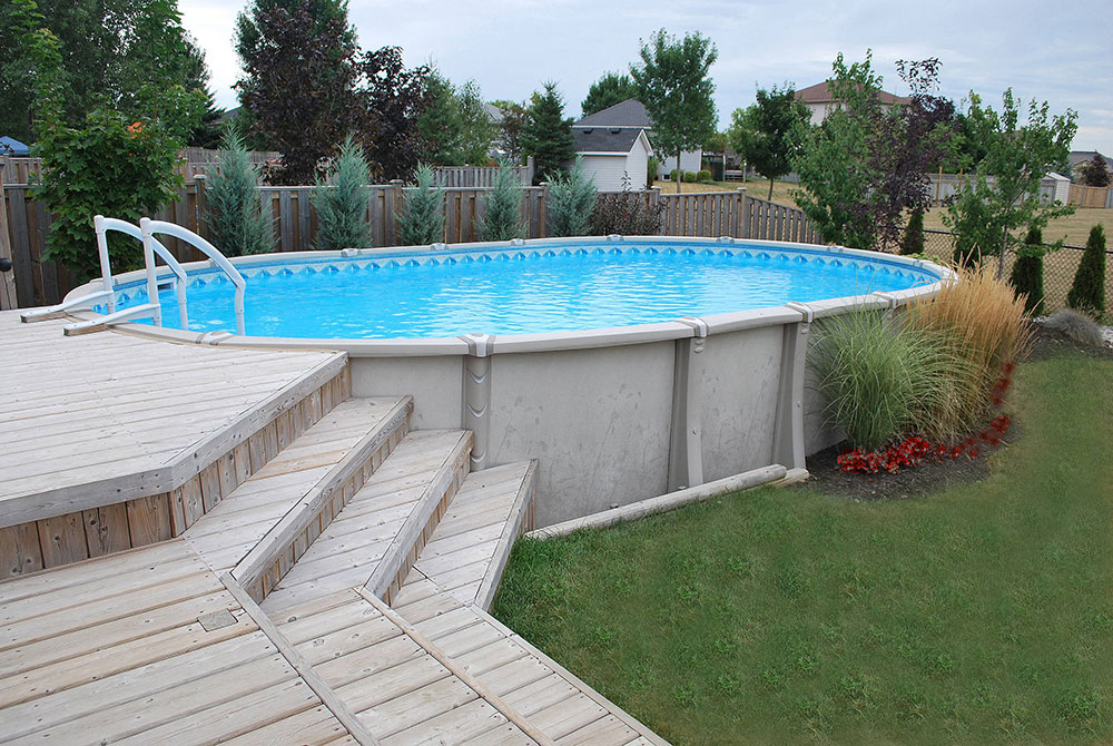 Above Ground Pool Ideas That You Can Try On A Budget