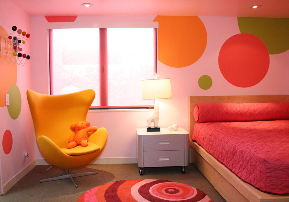 Wall painting ideas you should try for your rooms